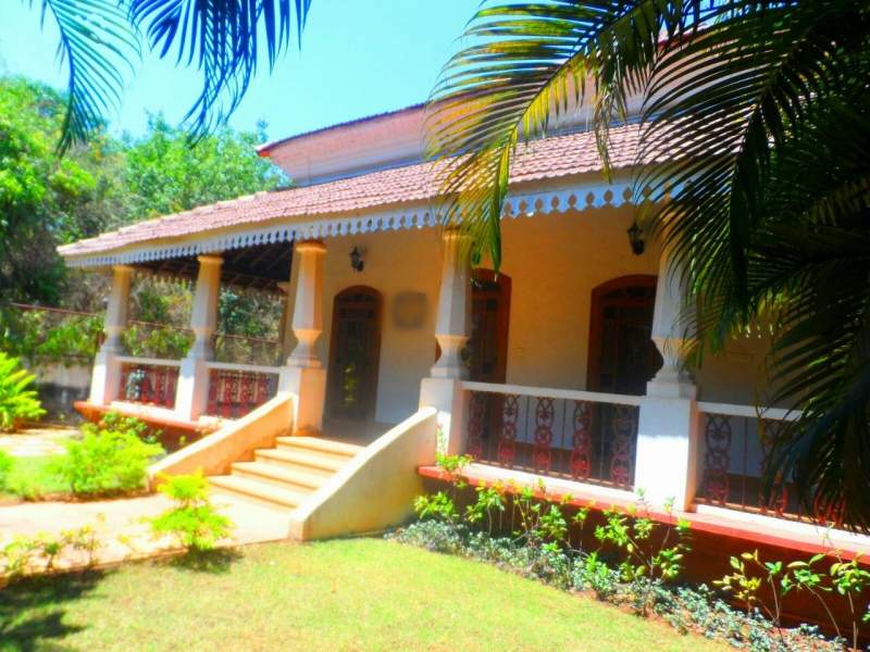 Portuguese house for sale at goa bungalows apartments for European style homes for sale