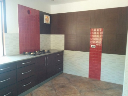 kitchen cabinet picture bungalow for in morjim easylivin goa 2675