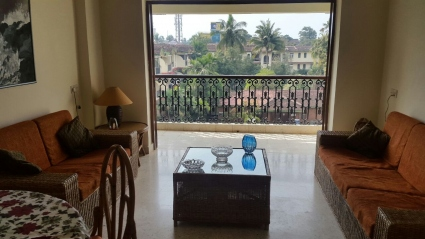 pictures of living room 2 bhk apartment for at goa bungalows apartments 13550